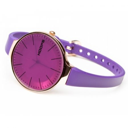 Orologio Hoops CL Viola Gold