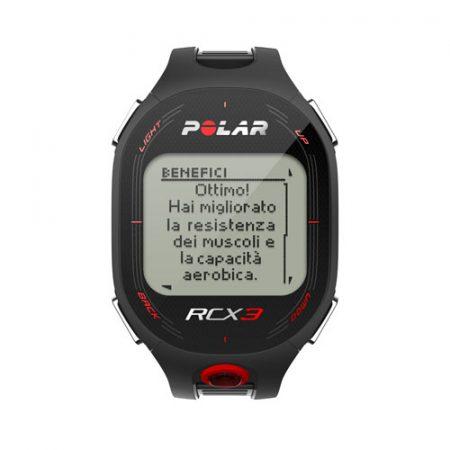 Orologio Polar RCX3 GPS 90042167
