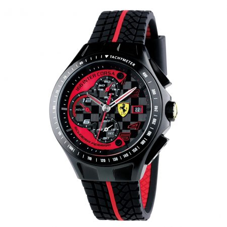 Orologio Scuderia Ferrari 0830077