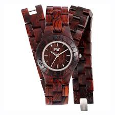 Orologio WeWood Alpha Chocolate