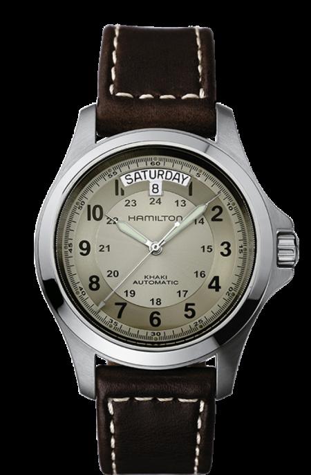 Orologio Hamilton H64455523
