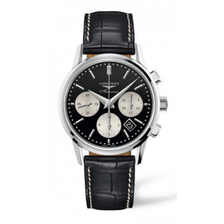 Orologio Longines Heritage Cronografo Automatico Uomo L27494920
