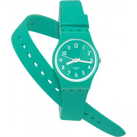 Orologio Swatch LL115 MINT LEAVE