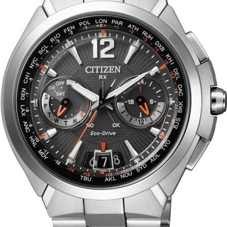 Orologio Citizen Satellite-Wave Air Eco-Drive CC1090-52E