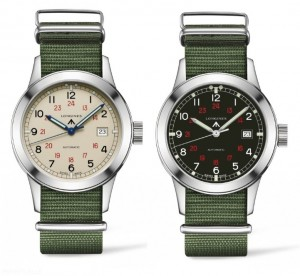 È in arrivo Longines Heritage Military COSD