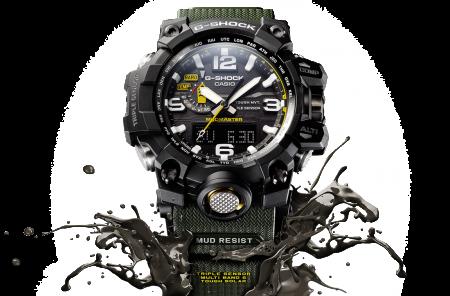 Orologio Casio G-Shock Mud Resistant GWG-1000-1A3ER