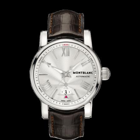 Orologio Montblanc Star automatico data 4810