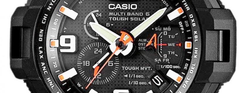 Casio GW-4000-1AER