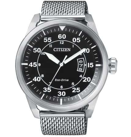 Orologio Citizen Eco Drive Aviator AW1360-55E