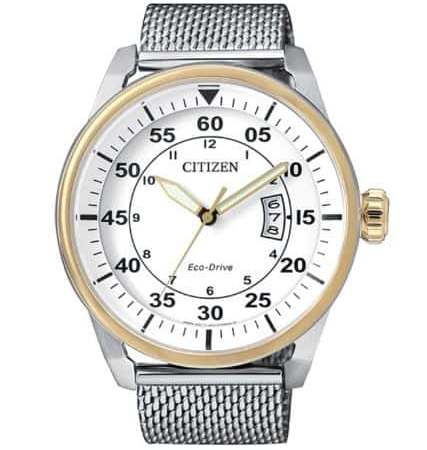 Orologio Citizen Eco Drive Aviator AW1364-54A