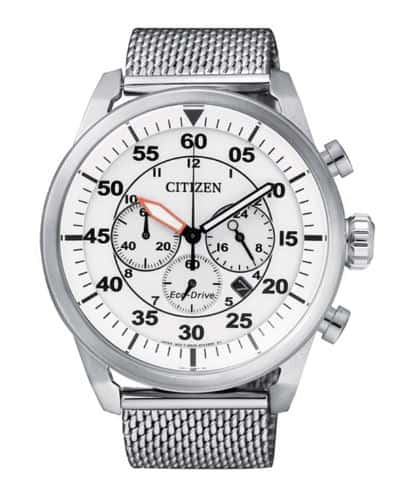 Orologio Citizen Eco Drive Aviator CA4210-59A