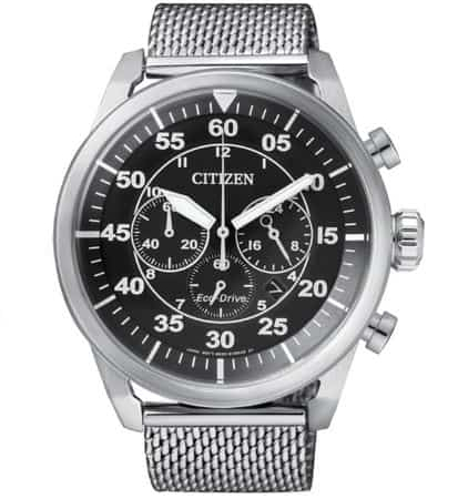 Orologio Citizen Eco Drive Aviator CA4210-59E