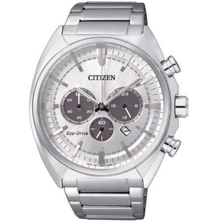 Orologio Citizen Eco Drive Crono Acciaio CA4280-53A