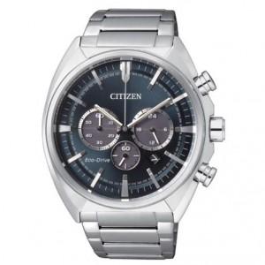Orologio Citizen Eco Drive Crono Acciaio CA4280-53L