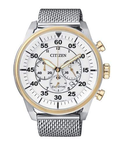 Orologio Citizen Eco Drive Aviator CA4214-58A