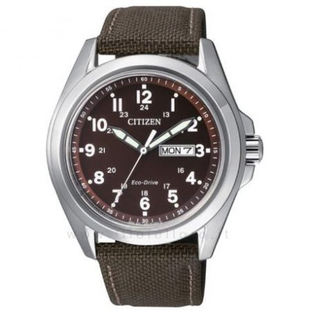 Orologio Citizen Eco Drive Military AW0050-40W