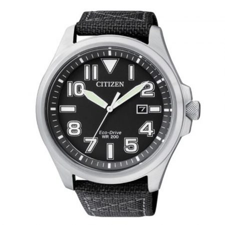 Orologio Citizen Eco Drive Military AW1410-24E