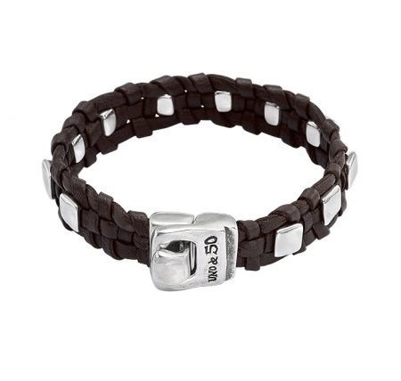 Bracciale UNOde50 argento Cool collected PUL1431