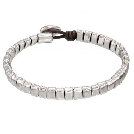 Bracciale UNOde50 argento Grapping PUL1334MTLMAR0M