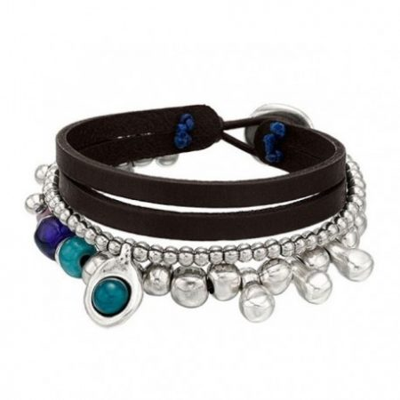 Bracciale UNOde50 argento Heaven and earth PUL0845MARMTL0M