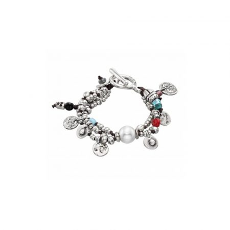 Bracciale UNOde50 argento Pearled PUL1273MTLMCL0M