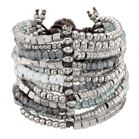 Bracciale UNOde50 argento Wrecking ball PUL1375MTLVRD0M