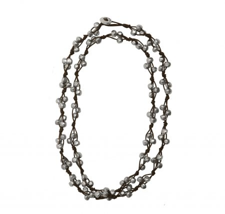 Collana UNOde50 argento Thorned heart COL0450MT