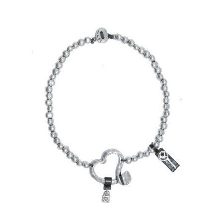 Collana UNOde50 argento Heartfelt COL0475MT