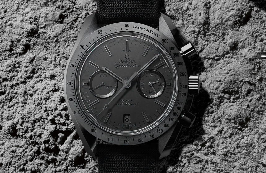 Omega Dark Side Of The Moon Quot Black Black Quot