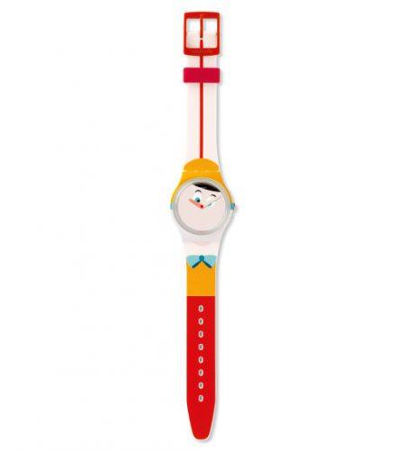 Orologio Swatch Originals Naso Lungo GW176