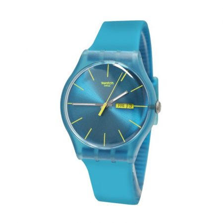 Orologio Swatch Originals Turquoise Rebel SUOL700