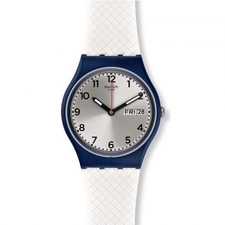 Orologio Swatch Originals White Delight GN720