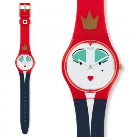 Orologio Swatch Originals Wonderqueen GR165