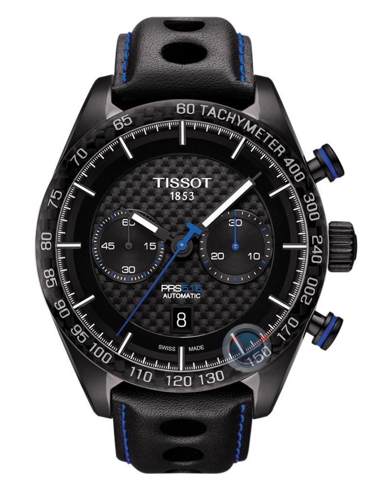 nuovo concetto 2cb17 3c84b Orologio Tissot PRS 516 cronografo automatico T1004273620100
