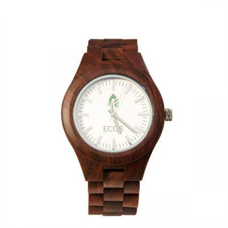 Orologio ECOS Watch EWS1 legno di Sandalo