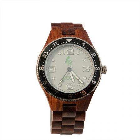 Orologio ECOS Watch EWS2 legno di Sandalo