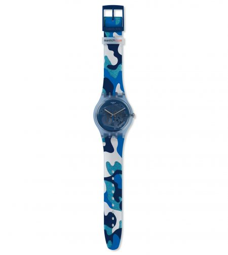 Orologio Swatch SUOZ215 Silverscape 2016 Summer
