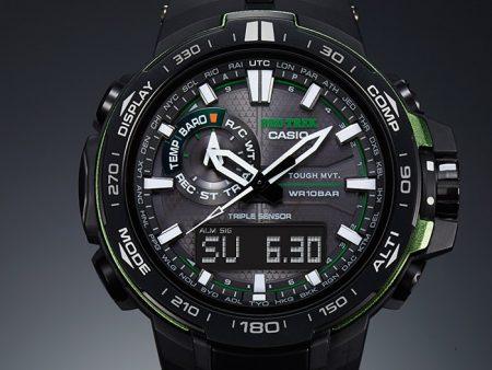 Orologio Casio Pro-Trek Multifunzione PRW-6000Y-1ER