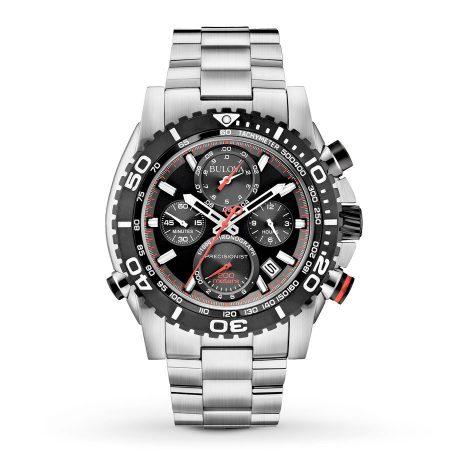 Orologio Bulova Precisionist Cronografo 98B212