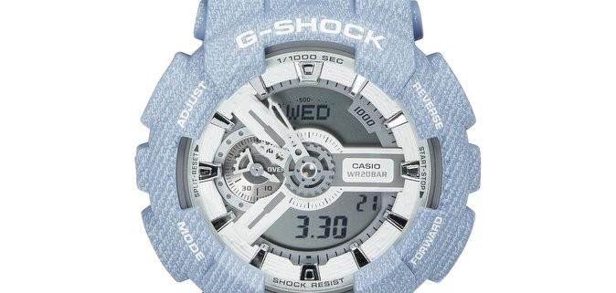 Orologio Casio G-Shock GA-110DC-2A7ER