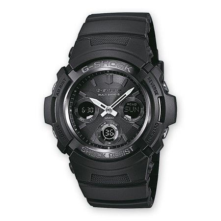 Orologio Casio G-Shock Radiocontrollato AWG-M100B-1AER