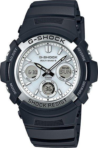 Orologio Casio G-Shock Radiocontrollato AWG-M100S-7AER