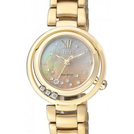Orologio Citizen Eco-Drive Lady Diamanti EM0325-55P