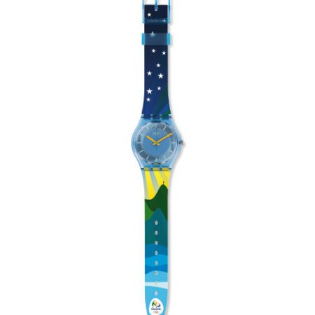 Orologio Swatch GS147 Cartolina Originals