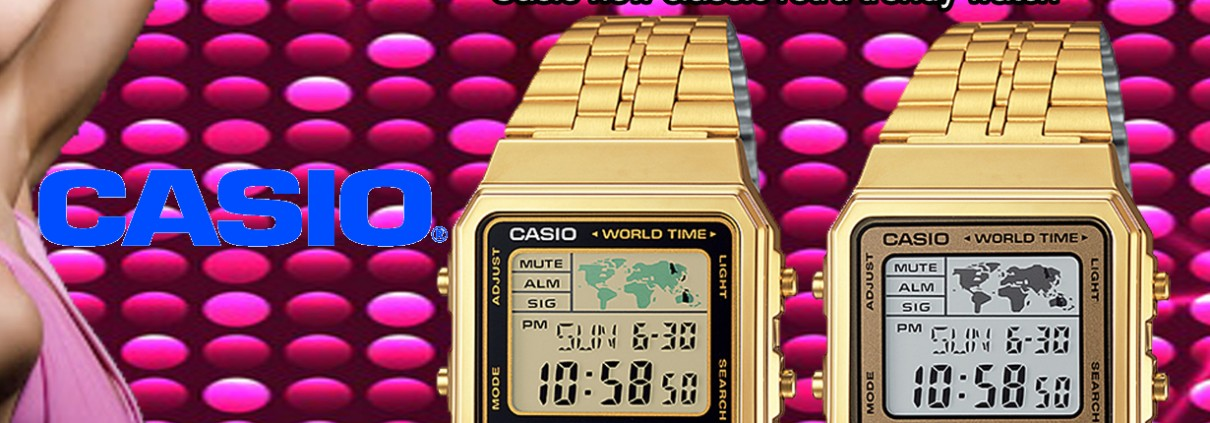Orologi Collection Casio