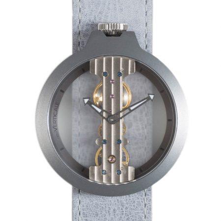 Orologio Atto Verticale Meccanico Squelette 3343 B1