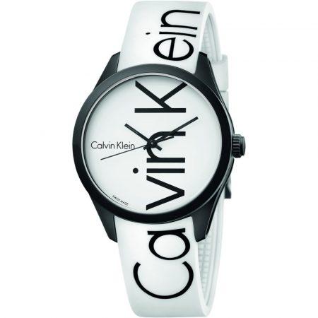 Orologio Calvin Klein Color Silicone K5E51TK2