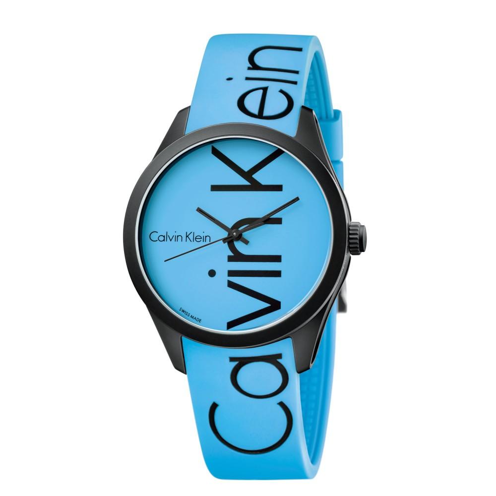 Orologio Calvin Klein Color Silicone K5E51TVN