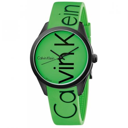 Orologio Calvin Klein Color Silicone K5E51TWL