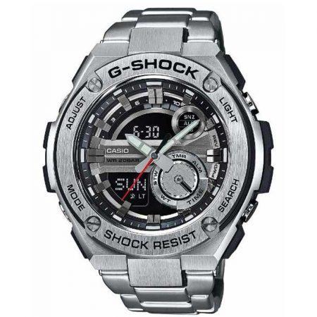 Orologio Casio G-Shock Acciaio GST-210D-1AER